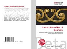 Princess Benedikte of Denmark的封面