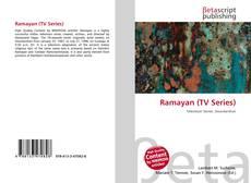 Ramayan (TV Series) kitap kapağı