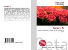 Capa do livro de Princess Ai