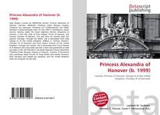 Bookcover of Princess Alexandra of Hanover (b. 1999)