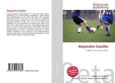 Bookcover of Alejandro Castillo