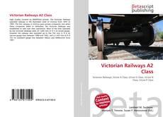 Victorian Railways A2 Class kitap kapağı