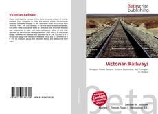 Portada del libro de Victorian Railways
