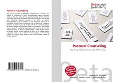 Bookcover of Pastoral Counseling