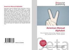 Buchcover von American Manual Alphabet
