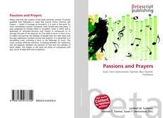 Borítókép a  Passions and Prayers - hoz