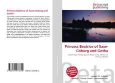 Princess Beatrice of Saxe-Coburg and Gotha的封面