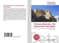 Princess Alexandra, The Honourable Lady Ogilvy的封面
