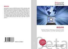Copertina di BSD/OS