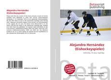 Copertina di Alejandro Hernández (Eishockeyspieler)