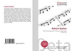 Buchcover von Robert Nation