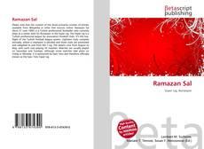 Bookcover of Ramazan Sal