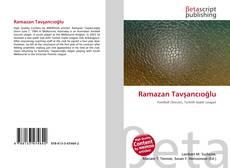 Bookcover of Ramazan Tavşancıoğlu