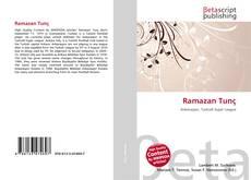 Bookcover of Ramazan Tunç
