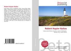 Couverture de Robert Napier Raikes