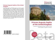 Обложка Princess Augusta Sophia of the United Kingdom