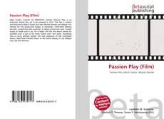 Passion Play (Film)的封面