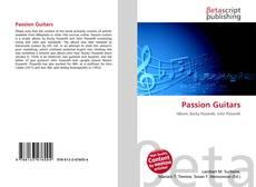 Passion Guitars的封面