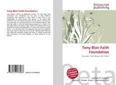Tony Blair Faith Foundation kitap kapağı