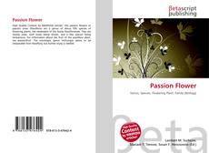 Bookcover of Passion Flower