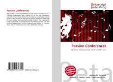 Copertina di Passion Conferences