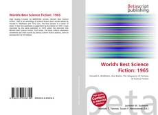 Обложка World's Best Science Fiction: 1965