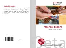 Bookcover of Alejandro Robaina