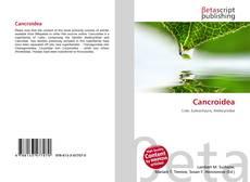 Buchcover von Cancroidea