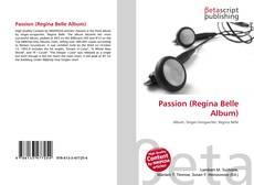 Passion (Regina Belle Album)的封面