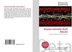 Passion (Jennifer Rush Album)的封面