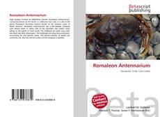 Bookcover of Romaleon Antennarium