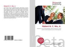 Capa do livro de Robert N. C. Nix, Jr.
