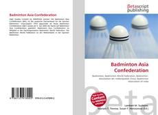 Badminton Asia Confederation的封面