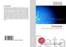 Capa do livro de Passing By