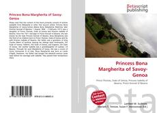 Buchcover von Princess Bona Margherita of Savoy-Genoa