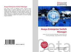 Couverture de Avaya Enterprise Switch Manager