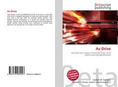 Bookcover of Av Drive