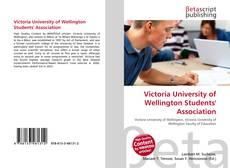 Bookcover of Victoria University of Wellington Students' Association