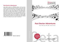 Portada del libro de Past Doctor Adventures