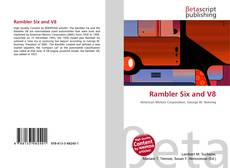 Обложка Rambler Six and V8