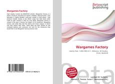Bookcover of Wargames Factory