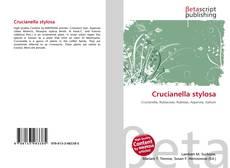 Capa do livro de Crucianella stylosa