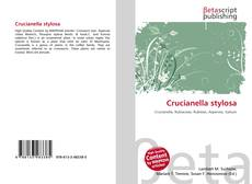 Crucianella stylosa的封面