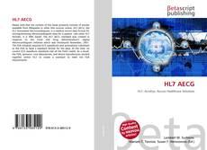 Borítókép a  HL7 AECG - hoz