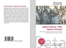 Capa do livro de Robert Munro, 18th Baron of Foulis