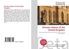 Bookcover of Princess Helena of the United Kingdom