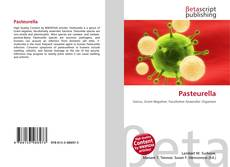 Bookcover of Pasteurella