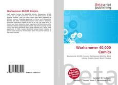 Buchcover von Warhammer 40,000 Comics