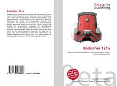 Bookcover of Badischer 121a