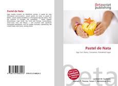 Capa do livro de Pastel de Nata